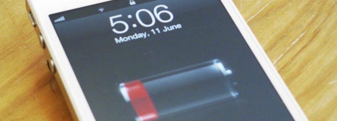 4 συμβουλές για τη μπαταρία του κινητού σας