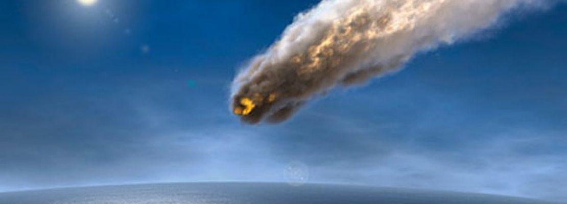 Τεράστιος κομήτης χτύπησε την Γη πριν από 56 εκατ. χρόνια