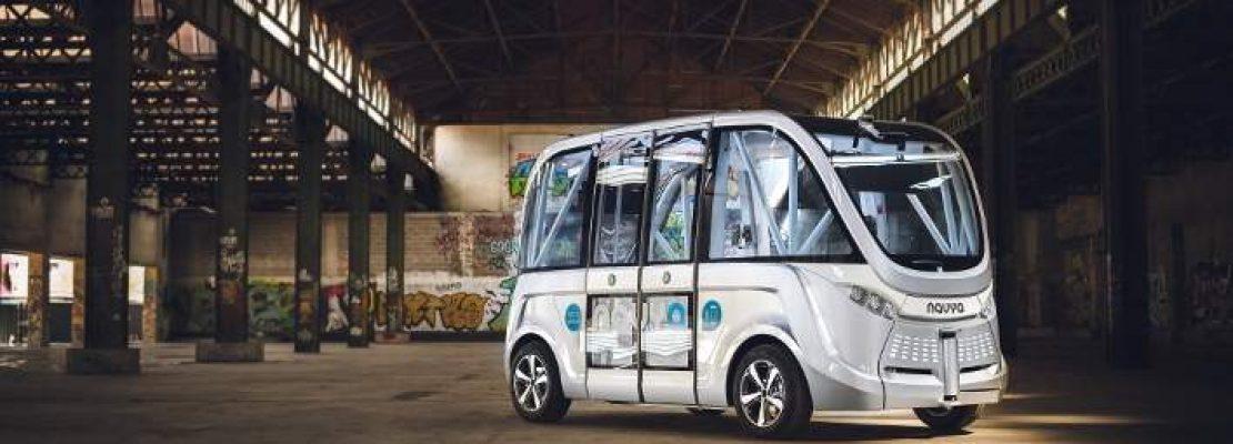 Στη Νέα Ζηλανδία το πρώτο αυτόνομο όχημα -Δεν έχει τιμόνι