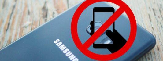 Η Lufthansa βάζει μπλόκο στο Galaxy Note 7
