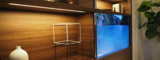 Panasonic: Έφτιαξε τηλεόραση που κρύβεται μπροστά στα μάτια μας