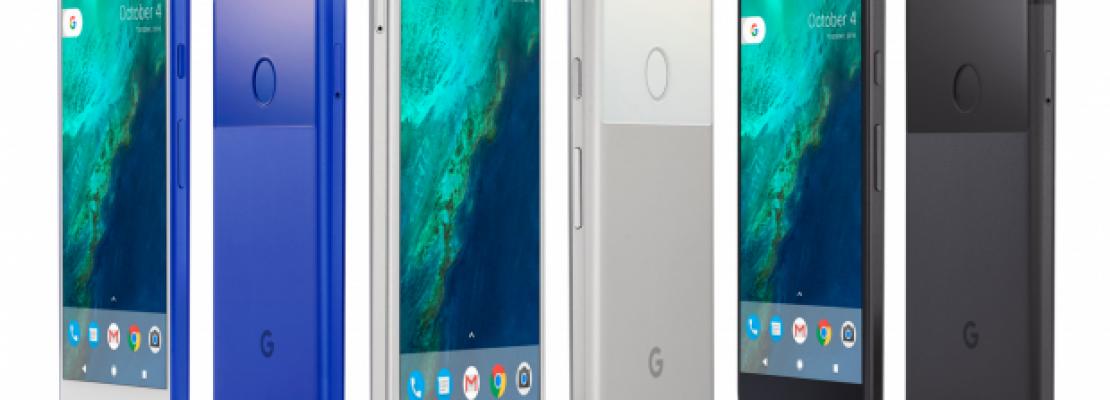 Αποκαλύφθηκε το Pixel smartphone της Google