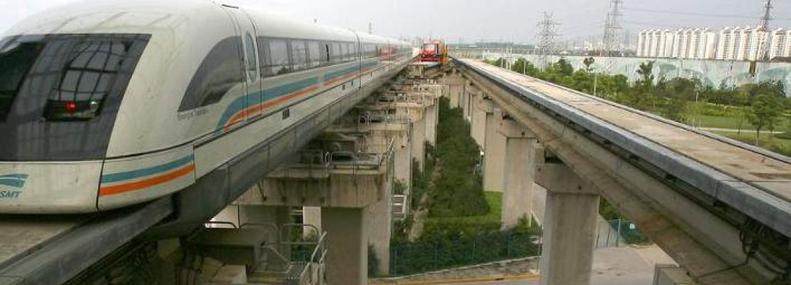 Η Κίνα φτιάχνει το γρηγορότερο τρένο του κόσμου –Θα φτάνει μέχρι και 600 χιλιόμετρα ανά ώρα