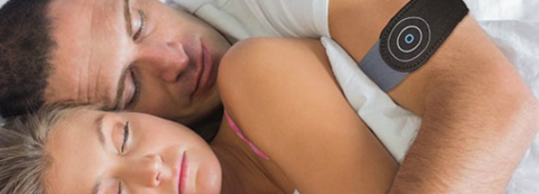 Anti Snore: Το Wearable που σταματά το ροχαλητό