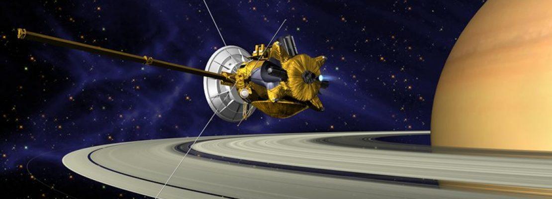 Το Cassini ετοιμάζεται για τις πιο κοντινές «βουτιές» στους δακτυλίους του Κρόνου