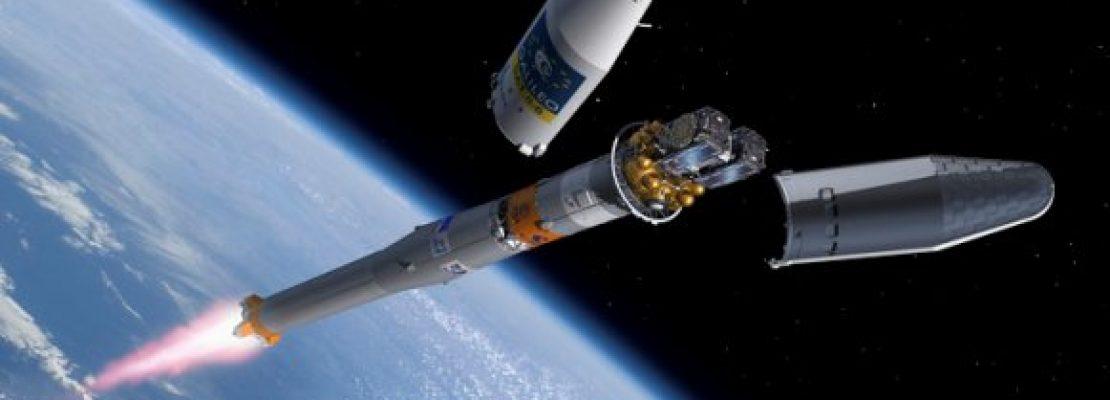 Για πρώτη φορά με μια εκτόξευση θα τεθούν σε τροχιά τέσσερις δορυφόροι