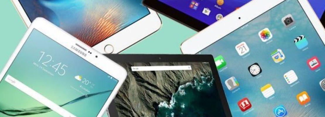 Αυτά είναι τα κορυφαία tablet του 2016