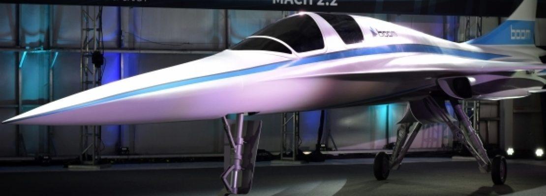 Baby Boom: Το νέο υπερηχητικό αεροσκάφος που είναι πιο γρήγορο από το Κονκόρντ