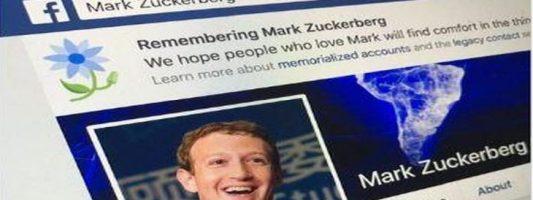 Το Facebook «πέθανε» τους χρήστες του
