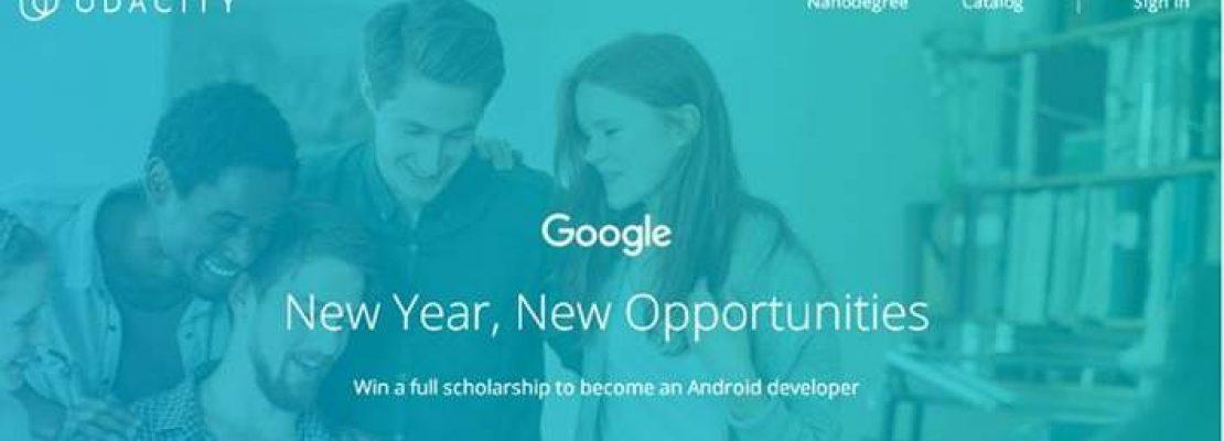Η Google και η Bertelsmann προσφέρουν 10.000 υποτροφίες για προγραμματιστές