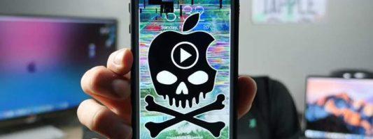 Σε πανικό οι κάτοχοι iPhone: Αυτό το βίντεο κλειδώνει τις συσκευές