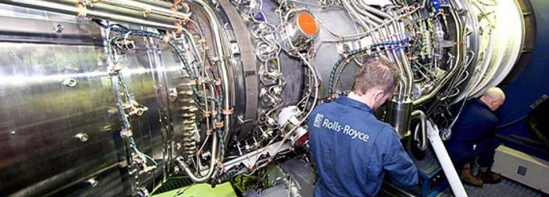 Ελληνες μηχανολόγοι κατασκευάζουν αεροπορικούς κινητήρες σε διεθνή κολοσσό