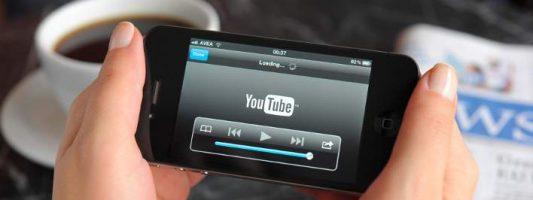 Ραγδαία αύξηση στο βίντεο viewing μέσω κινητού