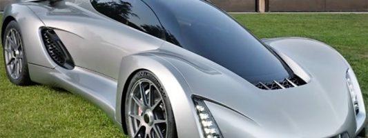Τα πιο προηγμένα 3D οχήματα στον κόσμο