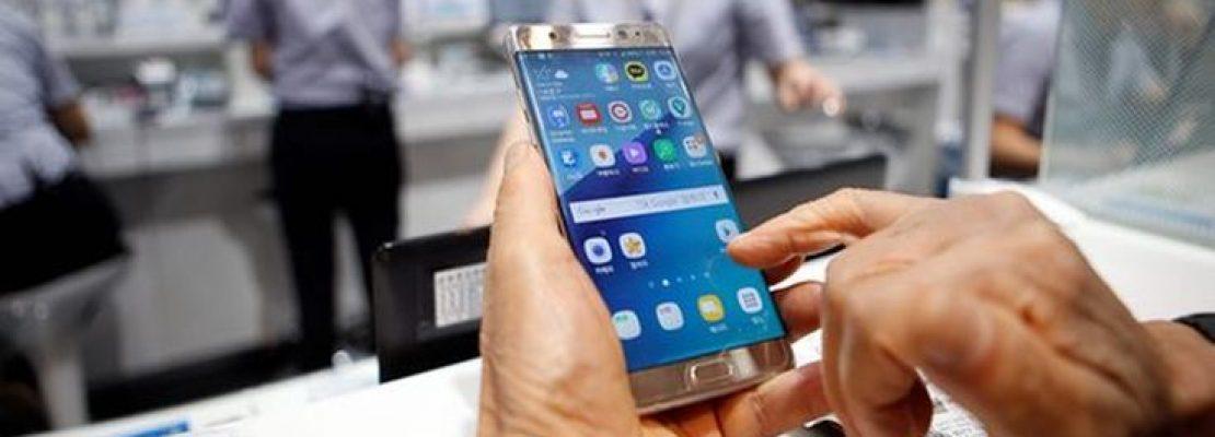 Η Samsung βγάζει εκτός λειτουργίας όσα Galaxy Note 7 δεν έχουν επιστραφεί