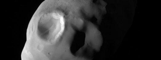 Η Πανδώρα αποκαλύπτεται στις καλύτερες φωτογραφίες που έστειλε το Cassini