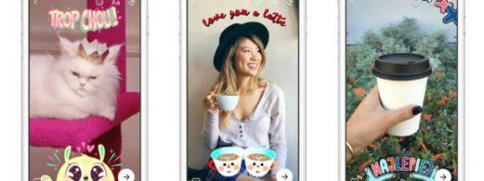 Facebook Messenger: Φέρνει φίλτρα που θυμίζουν το Snapchat Lenses