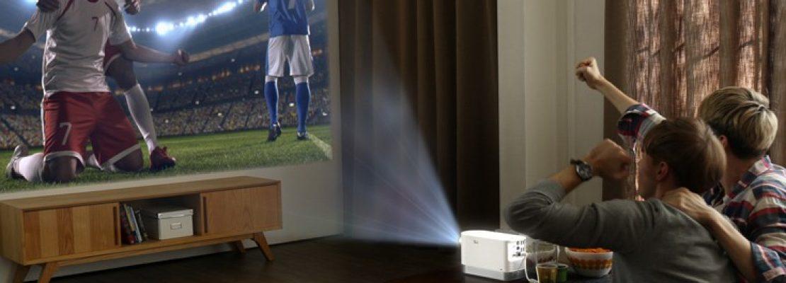 Νέος φωτεινός και φορητός laser προβολέας από την LG