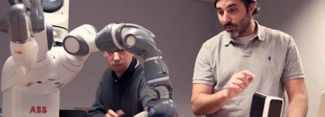 Ένα ρομπότ σε ρόλο… DJ