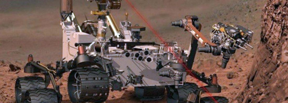 Το τρυπάνι του ρομποτικού Curiosity κόλλησε στον Άρη