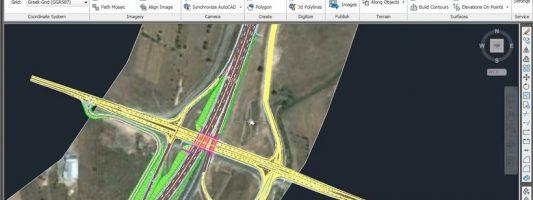 Plex.Earth: Ελληνική καινοτομία «παντρεύει» το ΑutoCAD με το Google Earth!