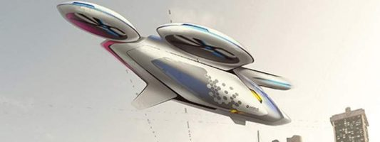 Ιπτάμενο όχημα ενός ατόμου ετοιμάζει η Airbus