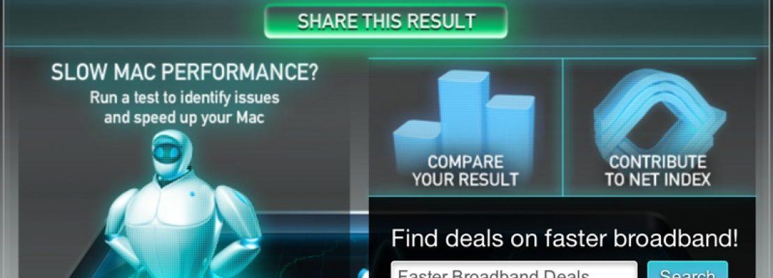 Το ήξερες; Ετσι βλέπεις την ταχύτητα του δικτύου σου και αν σε κοροϊδεύει η εταιρεία που σου παρέχει ίντερνετ