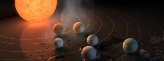 Συγκλονιστική ανακάλυψη από τη NASA: Βρέθηκαν oι επτά «αδελφές» της Γης