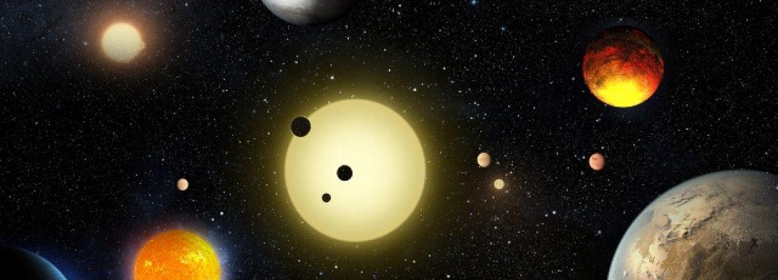 Οι αστρονόμοι ανακάλυψαν πάνω από 100 δυνητικούς εξωπλανήτες