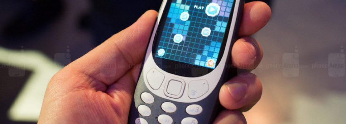 Το Nokia 3310 σημειώνει επιτυχίες, η εταιρεία μεγαλώνει ξανά