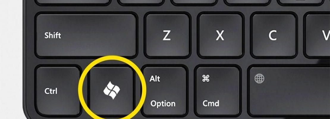 Να γιατί χρειαζόμαστε το πλήκτρο των Windows που υπάρχει στα πληκτρολόγια
