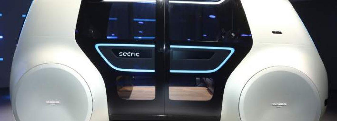 Sedric: Το αυτοκίνητο-ρομπότ της VW, που μπορεί να οδηγήσει κι ένα παιδί