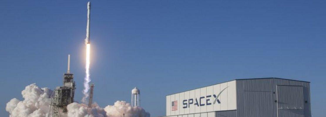 Πύραυλος από «δεύτερο χέρι» στο διάστημα