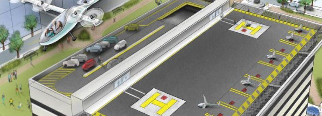 Τα ιπτάμενα… ταξί είναι το επόμενο βήμα της Uber