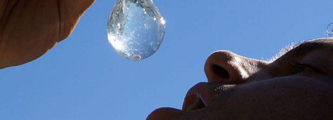 Ξεχάστε τα πλαστικά μπουκάλια, έρχεται η… μπάλα νερού!