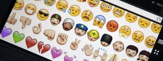 Emoji αντί για ομιλία στα κινητά