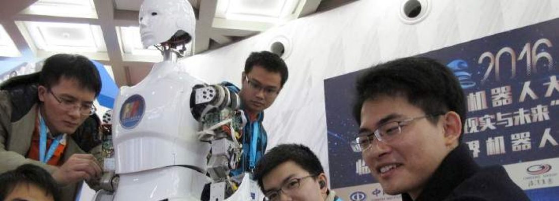 Η Κίνα θα αναβαθμίσει τη βιομηχανία ρομποτικής τα επόμενα χρόνια