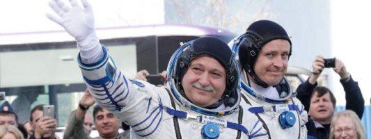 Ο Πόντιος κοσμοναύτης Φιοντόρ Γιουρτσίχιν για 5η φορά στο διάστημα