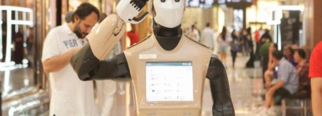 Ρομπότ στην υπηρεσία της Αστυνομίας
