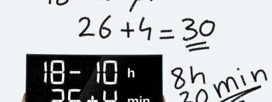 Το ρολόι που θα την έσπαγε ακόμα και στον Αϊνστάιν