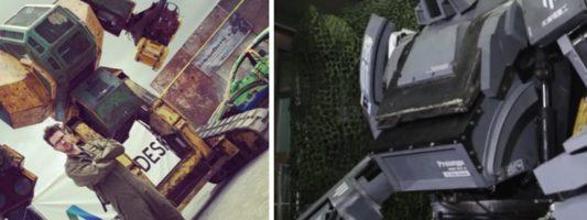ΗΠΑ εναντίον Ιαπωνίας: Η πρώτη μάχη με αληθινά -και γιγαντιαία- ρομπότ καταφτάνει ολοταχώς!