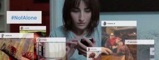 #NotAlone: Ένα θρίλερ μικρού μήκους για τα social media