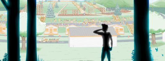Συγγραφέας εικονογραφεί το βιβλίο του με τη βοήθεια του… Microsoft Paint