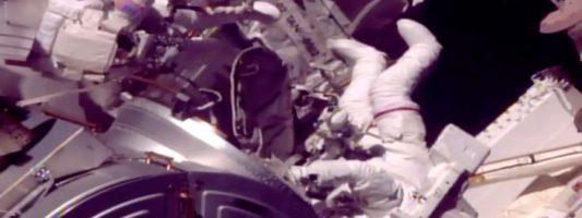 Βρέθηκαν βακτήρια στον Διεθνή Διαστημικό Σταθμό που μπορεί να είναι… εξωγήινα