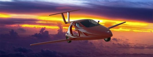 Καταφτάνει ολοταχώς ιπτάμενο… υπεραυτοκίνητο