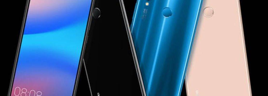 Αυτό είναι το Huawei P20 lite