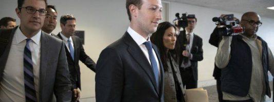 Τι θα πει ο Ζάκερμπεργκ στο Κογκρέσο, στην απολογία του για τα λάθη του Facebook