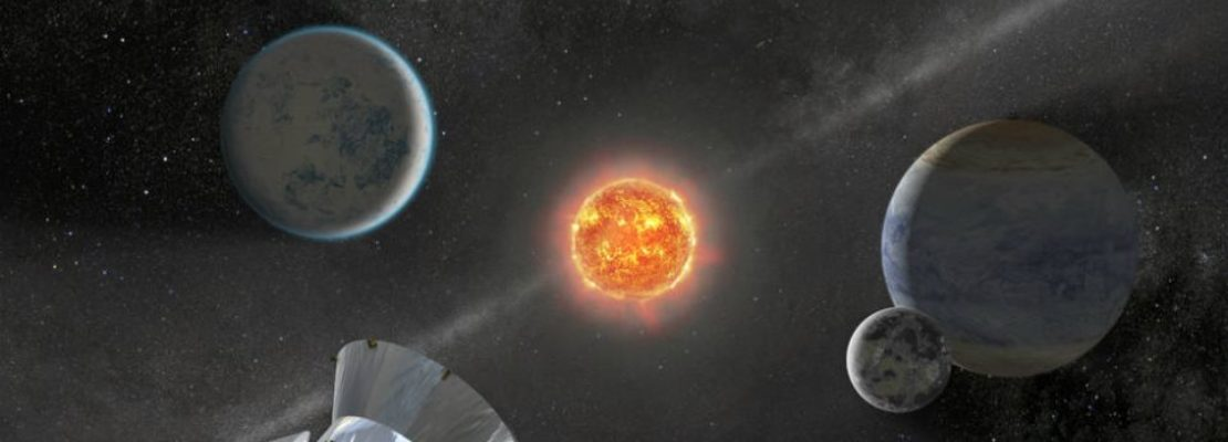 Δευτέρα, 16 Απριλίου 2018: Η NASA ξεκινά το «κυνήγι» της «Νέας Γης»