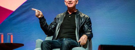 Ο Τζεφ Μπέζος θέλει να κάνει αποικία με βαριά βιομηχανία στο διάστημα