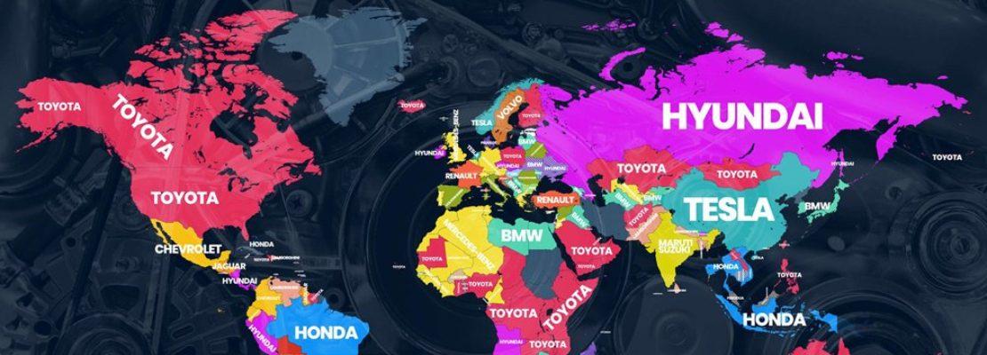 Ποιά μάρκα αυτοκινήτων ψάχνουν περισσότερο στο Google;